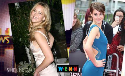 Shailene Woodley Scoffs at Jennifer Lawrence Comparison: We Both Have Vaginas and... ?