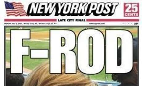 Cynthia Rodriguez: F-Rod!
