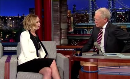 Jennifer Lawrence Sings, Hosts, is Totally Awesome on The Late Show: Watch!