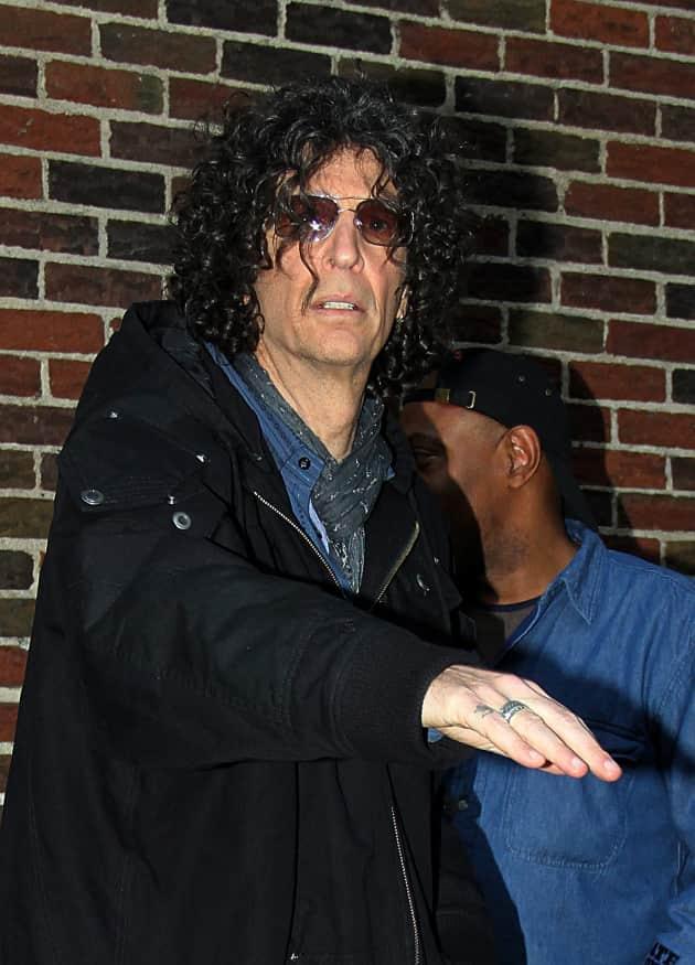 Howard Stern in NYC