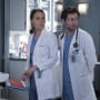 A Medical Emergency on Grey's Anatomy