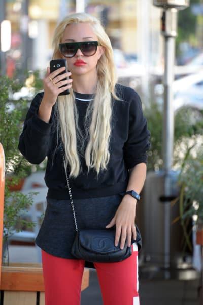 Amanda Bynes on the Loose in LA