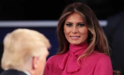 "Melania Trump ""Pussy-Bow"" Blouse Raises Debate Eyebrows"