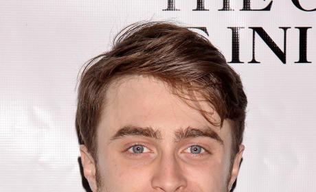 Daniel Radcliffe Red Carpet Image