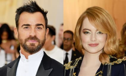 Emma Stone and Justin Theroux May Have Had Sex Last Night