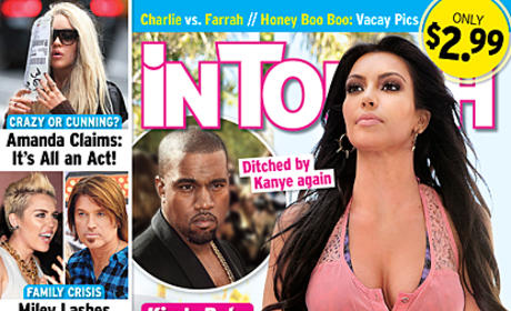 Kim Kardashian: I Just Can't Do This!