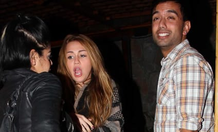 Miley Cyrus Gushes Over Justin Gaston