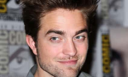 Robert Pattinson on Fifty Shades of Grey: I Would Lick the Pages!
