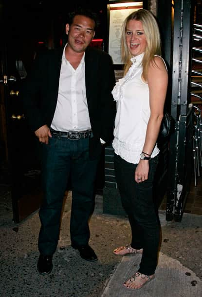 Kate Major, Jon Gosselin