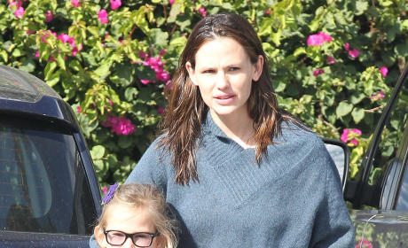 Jennifer Garner, Daughter