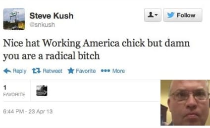"""Steve Kush, New Mexico GOP Official, Calls Labor Advocate, 19, a """"Radical Bitch"""""""
