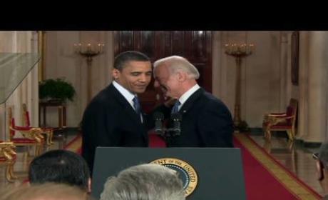 Joe Biden F-Bomb