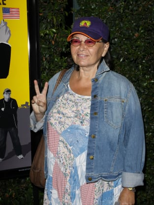 Roseanne Barr Before Weight Loss