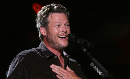 Blake Shelton's First Post-Divorce Tweet: I'm Still Boozing, B-tch!