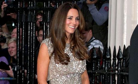 Kate Middleton Red Carpet Photo