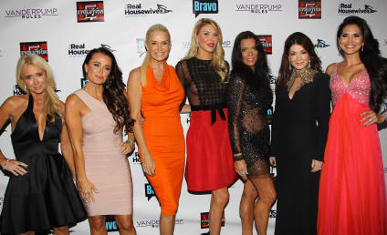 Lady Gaga Teams Up With The Real Housewives of Beverly Hills For Video