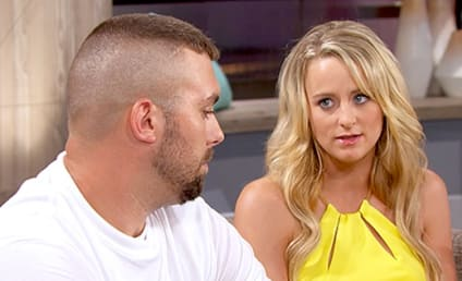 Leah Messer Gets Real, Confesses to Suicidal Thoughts