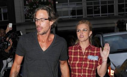 Britney Spears and Jason Trawick: Split Imminent?