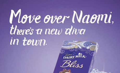 Is this chocolate ad racist?