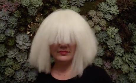 Kelly Clarkson as Sia