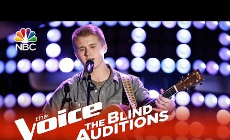 Corey Kent White - Chicken Fried (The Voice)
