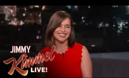 Emilia Clarke Talks Like Valley Girl: Watch! LOL!