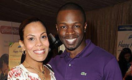 Sean Patrick Thomas and Aonika Laurent: Expecting!