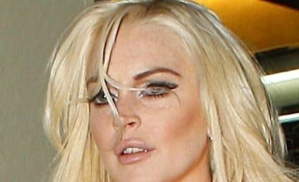 A! A! That's Lindsay Lohan!