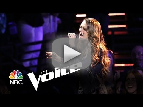 Bria Kelly - I'm with You (The Voice)