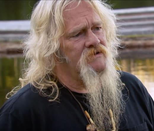 Billy Brown on Alaskan Bush People
