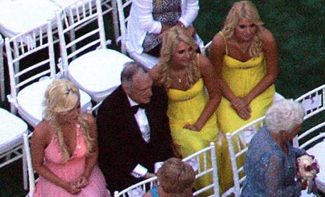 Hugh and His Girlfriends