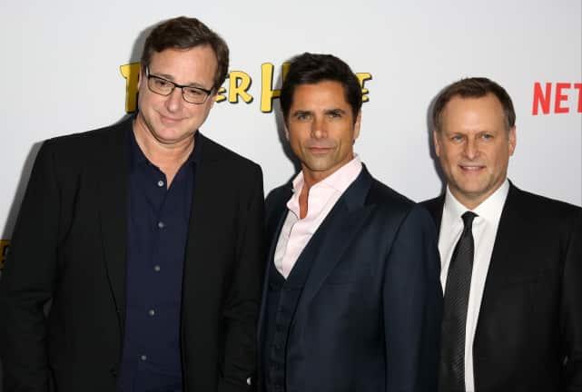 Bob Saget, John Stamos, and Dave Coulier: Fuller House Premiere