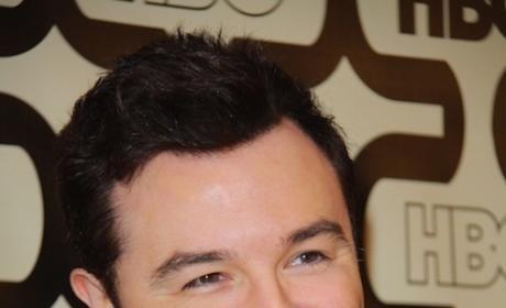 Seth MacFarlane Smiles