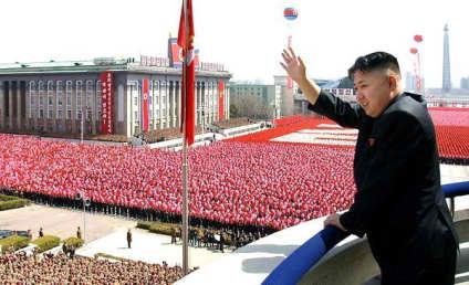 North Korea: Pissed at Sanctions, Threatening to Nuke U.S.