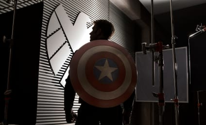 Captain America 2 Begins Production: First Image Released!