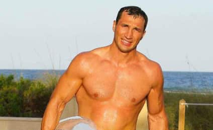 Hayden Panettiere and Wladimir Klitschko: Back Together!