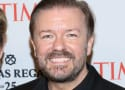 "Ricky Gervais Slams ""Prayers"" for Oklahoma Tornado Victims, Urges People to Send Money"