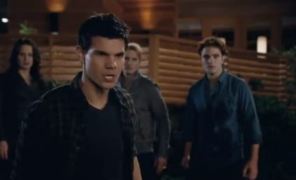 Breaking Dawn Television Trailer: Go Team Jacob!