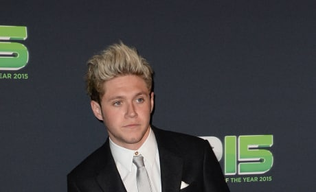 Niall Horan: BC Sports Personality Of The Year Awards