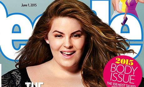 Tess Holiday: Plus-Size Supermodel!