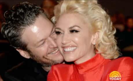 Gwen Stefani & Blake Shelton Are a MIRACLE, Says Pharrell