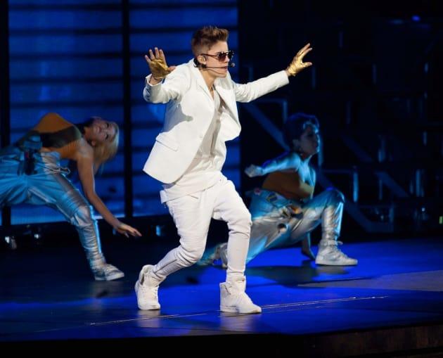 Justin Bieber in San Antonio
