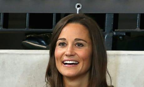 Pippa Smiling