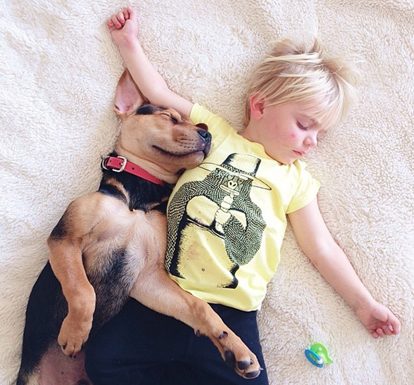Cutest. Picture. Ever.