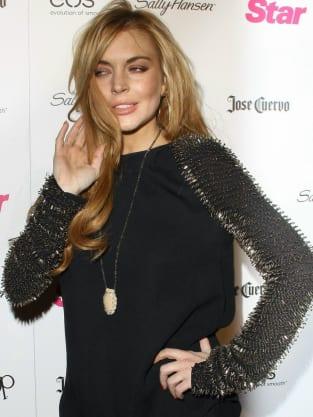 Lindsay Lohan Listens
