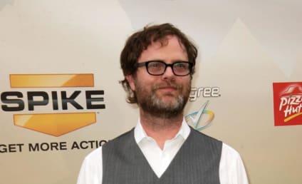 Rainn Wilson Sorry For Twitter Date-Rape Joke