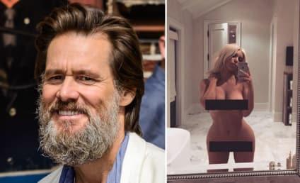Jim Carrey Makes Bad Poop Joke About Kim Kardashian, Fails