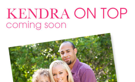 Kendra on Top Poster