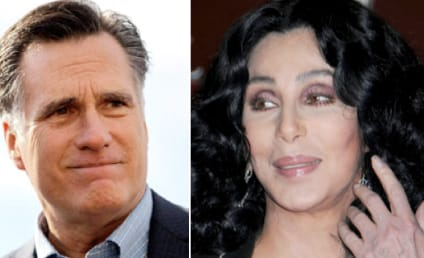 """Cher Goes Off on Mitt Romney, """"Right Wing Racist Homophobic Women Hating Tea Bagger Masters"""""""