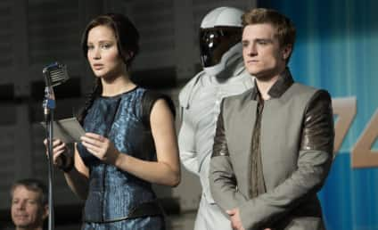 Catching Fire Rakes It In at Midnight Showings